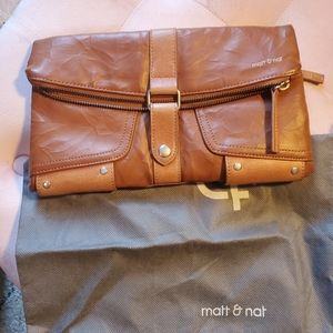 Matt & Nat Vegan Leather Clutch
